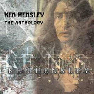 The Anthology album cover