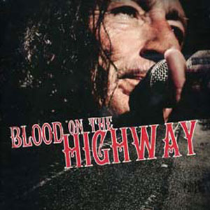 Blood on the highway dvd cover